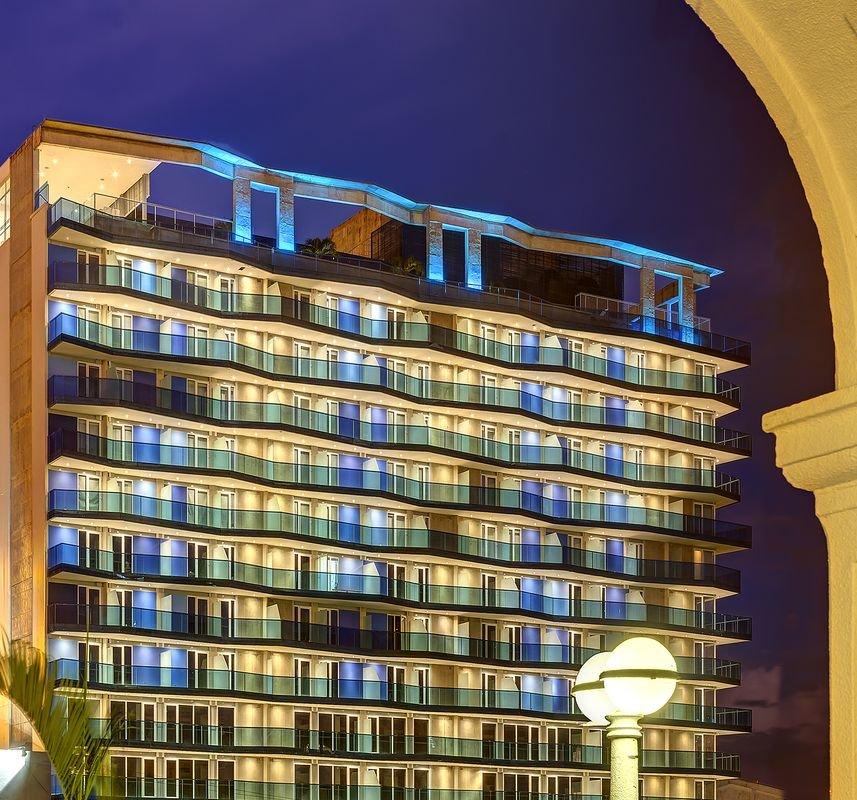 hotel cosmos pacífico buenaventura