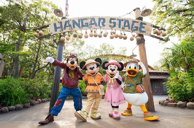 [Tokyo DisneySea] Song of Mirage (23 juillet 2019)  Zzz30