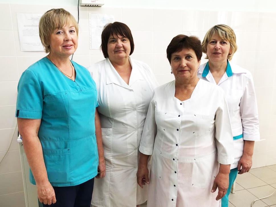 В настоящее время в Краснотурьинской стоматологической поликлинике работают пять зубных техников