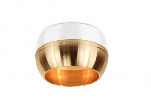 Светильник точечный OL14 GX53 WH/GD