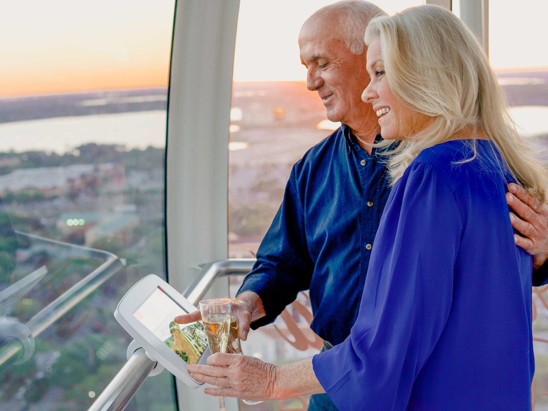 ICON Orlando Champagne Experience
