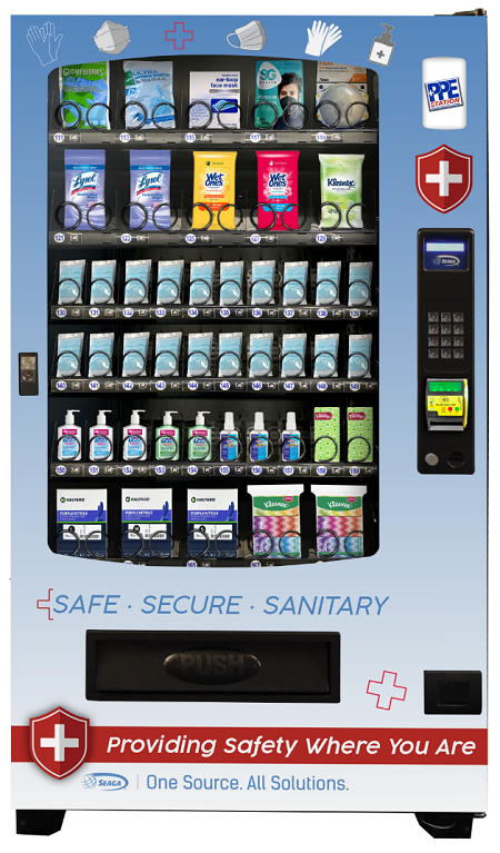 Ppe-Vending-Machine