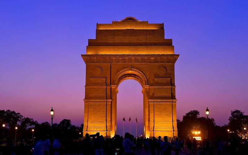 Delhi city photo