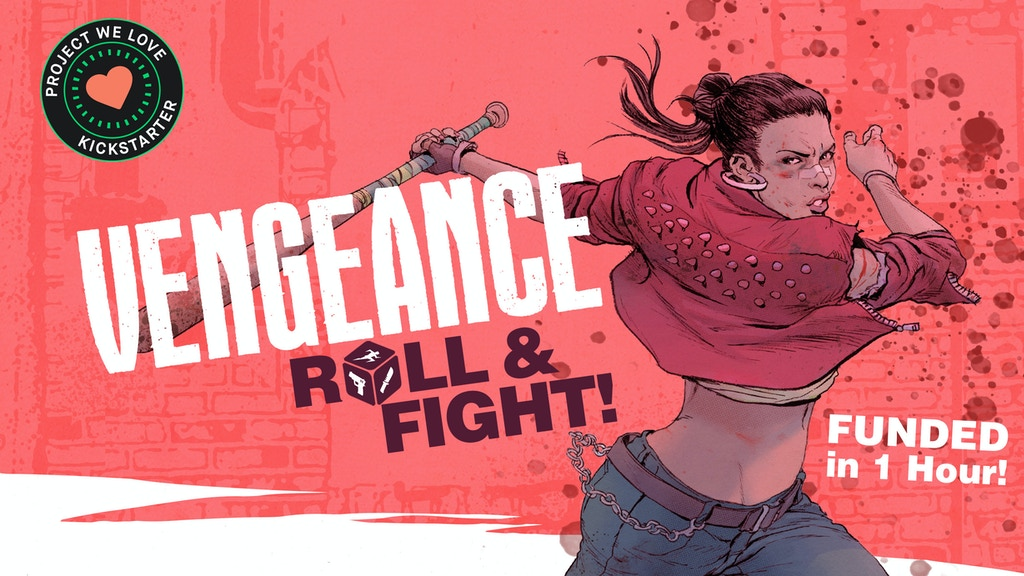 Vengeance: Roll & Fight