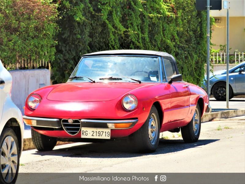 avvistamenti auto storiche - Pagina 32 Alfa-Romeo-Spider-1-3-87cv-71-RG219719-1