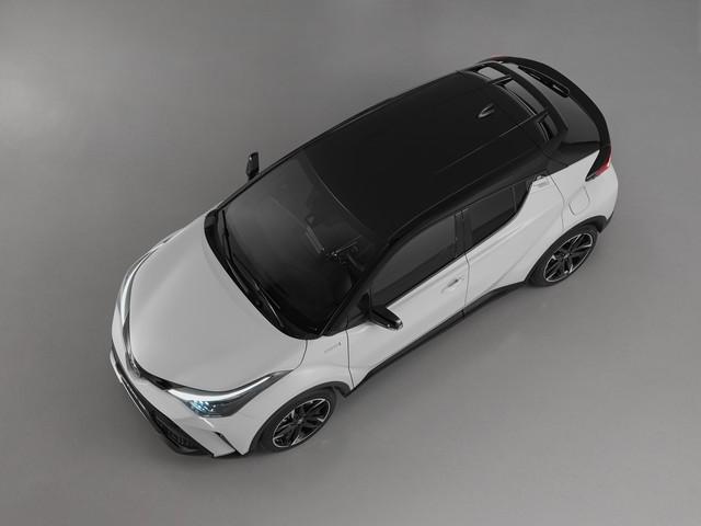 Toyota C-HR « GR SPORT » : encore plus dynamique et plus exclusif  Chr26-2