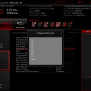 BIOS Adv Package - Testers Keepers mit MSI MPG Z590 Gaming Force