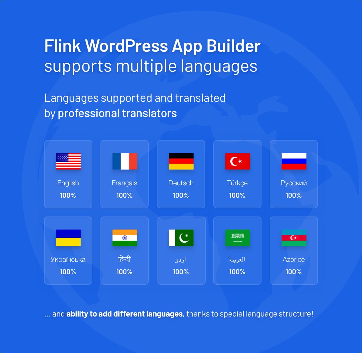Flink - WordPress App Builder (Auto WordPress to Mobile Android App) + Ultimate Admin Panel - 3