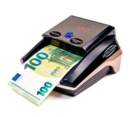 Los mejores precios en Detectores de billetes falsos y contadores de billetes 2021