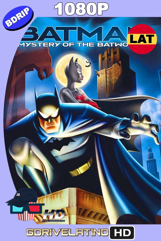 Batman: El misterio de Batimujer (2003) BDRip 1080p Latino-Inglés MKV