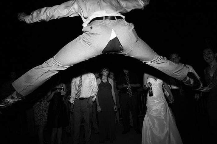 Свадьбы, где все идет не по плану (22 фото)
