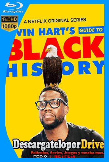 La guía de historia negra de Kevin Hart (2019) [1080p] [Latino] [1 Link] [GDrive] [MEGA]