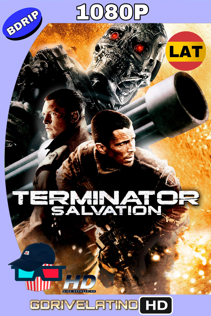 Terminator – La salvación (2009) BDRIP 1080p Latino-Ingles MKV