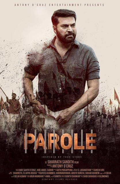 Parole (2021) Hindi Dubbed Movie HDRip 720p AAC