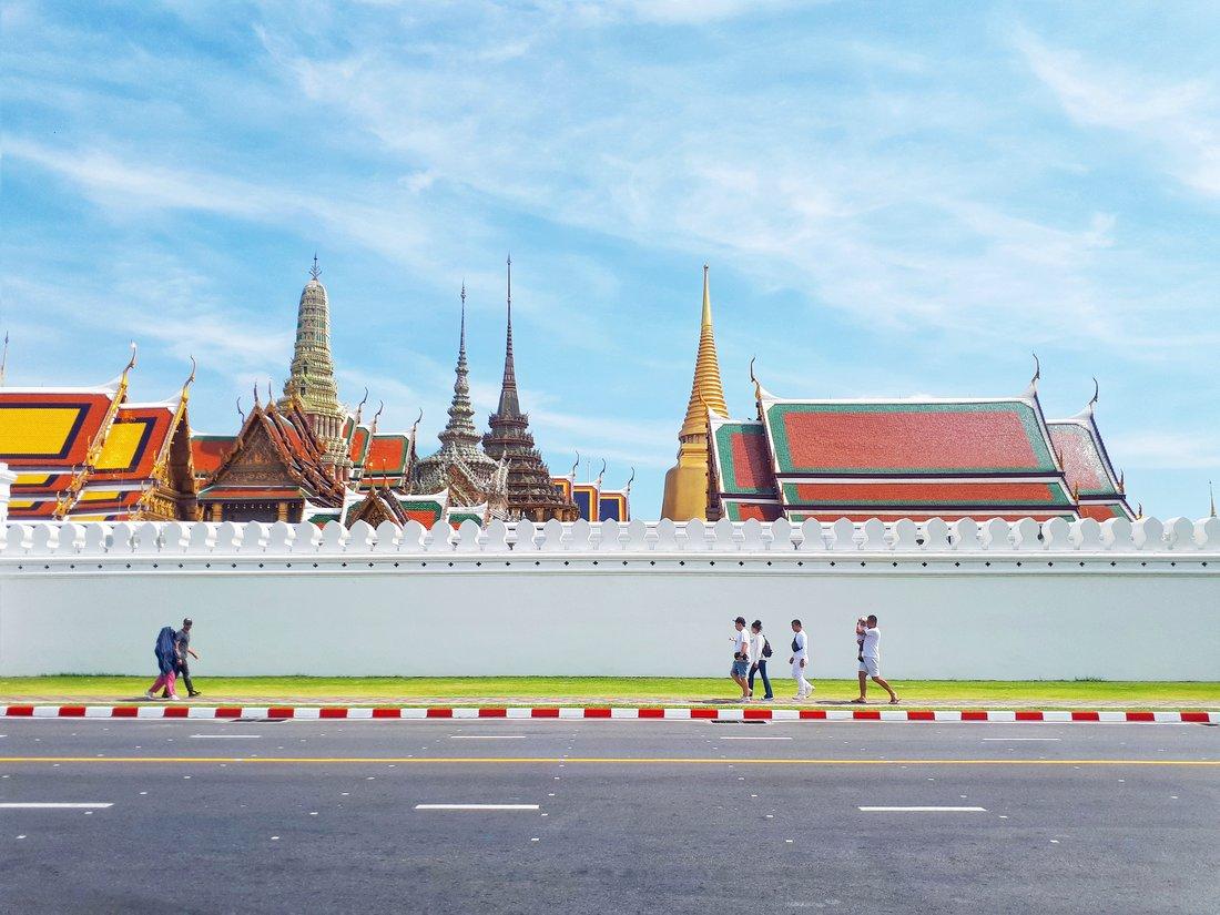 Wat-Phra-Keaw