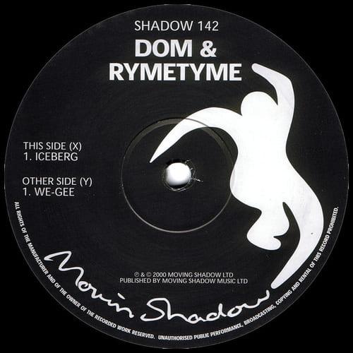 Download Dom & Rymetyme - Iceberg / We-Gee mp3