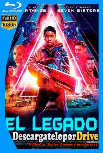 Legado (2018) [1080p] [Latino] [1 Link] [GDrive] [MEGA]