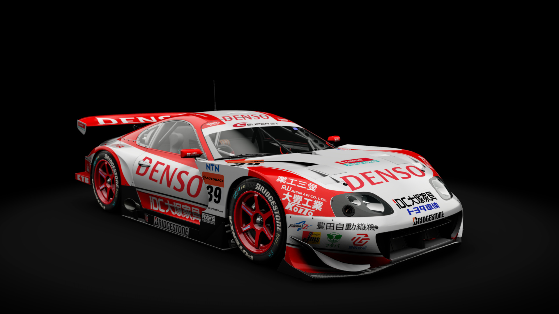 2005-2006 Super GT GT500 Series Mod Project Yn44jCm