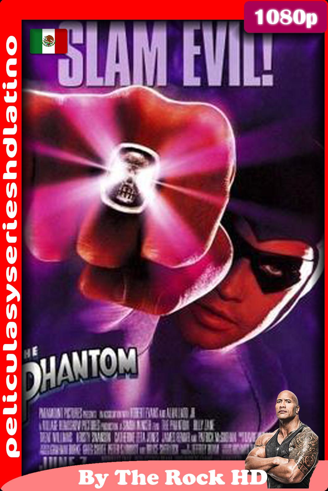 El hombre enmascarado (1996) [1080p] [Latino] [Google Drive]