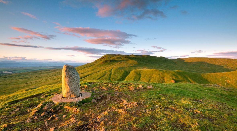Dumgoyne Hill Scotland Walking