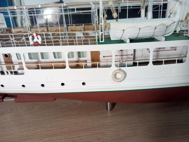 """Putnički brod """"Trogir"""" 1:62 IMG-20191010-195149"""