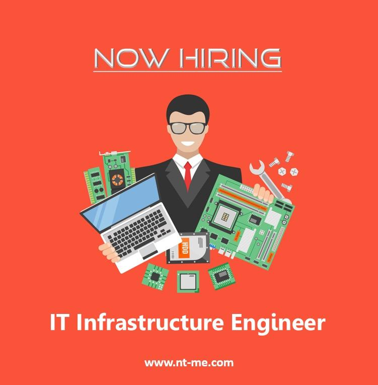 IT Infrastructure Engineer