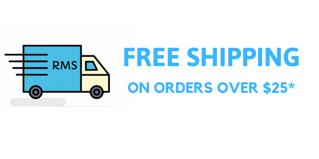 Free Shipping on orders over $25! Due to COVID-19, shipments may be delayed and purchase limitations may apply.