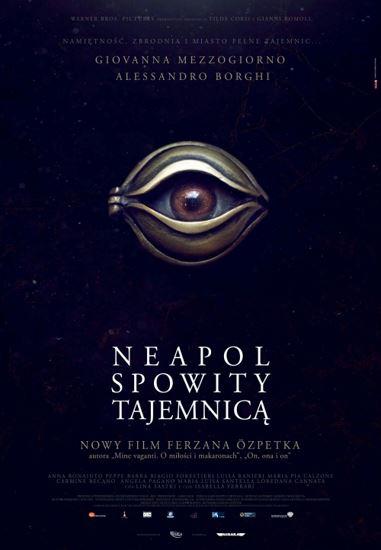 Neapol spowity tajemnicą / Napoli velata (2017)  PL.BDRip.XviD-KiT / Lektor PL