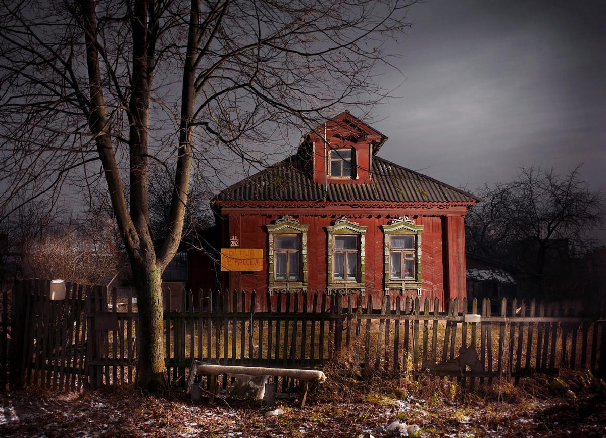 «Русские сказки». Фотограф Франк Херфорт 25