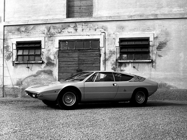 Lamborghini célèbre le 50e anniversaire de l'Urraco 570286