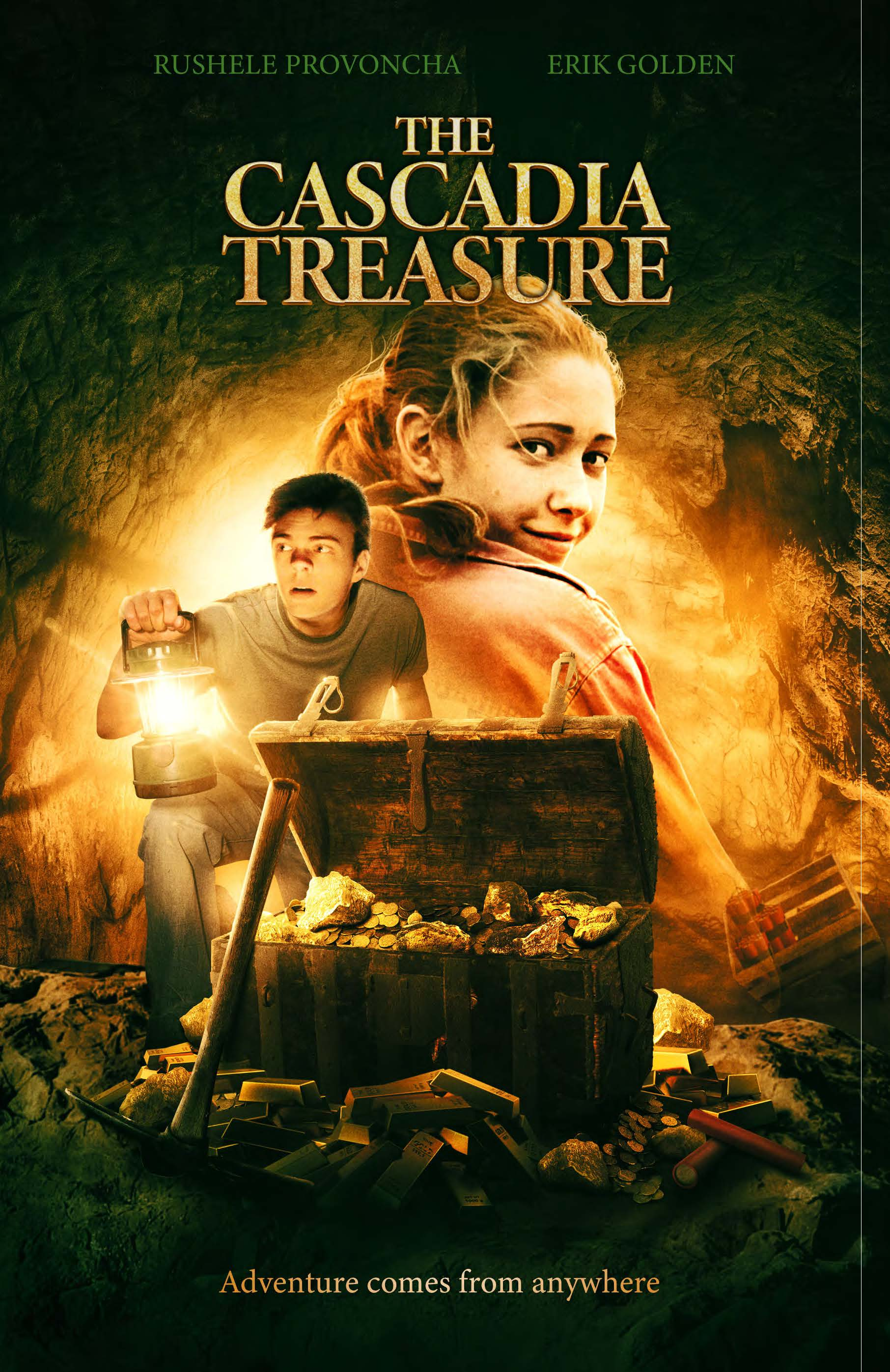 The Cascadia Treasure (2020) English 720p WEB-DL x264 AAC 750MB Download