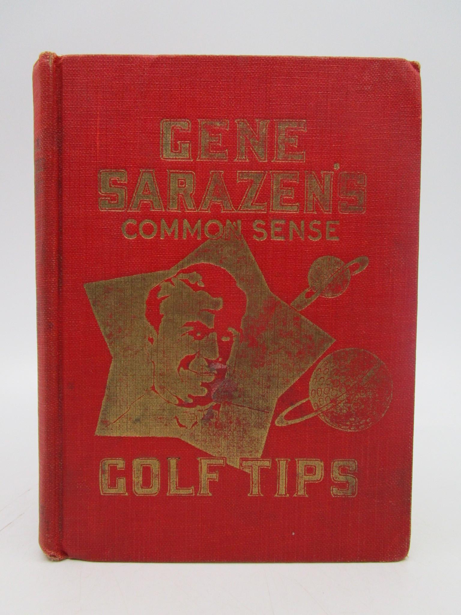 Image for Gene Sarazen's Common Sense Golf Tips