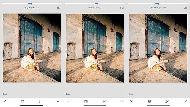 Apa Kegunaan Tools Warmth Pada Aplikasi Editing Foto, Berikut Infonya