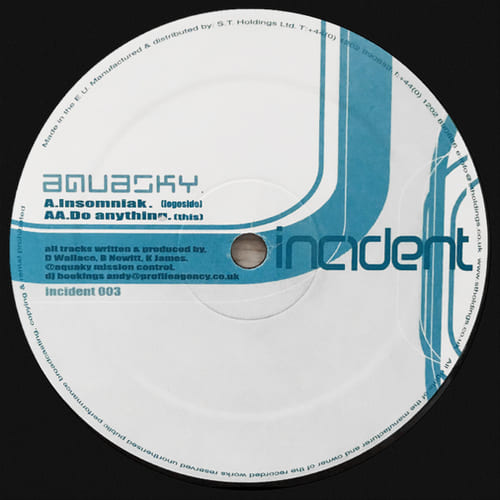 Download Aquasky - Insomniak / Do Anything mp3