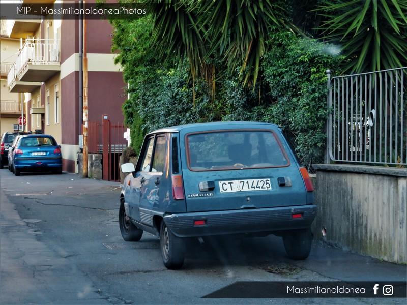 avvistamenti auto storiche - Pagina 7 Renault-5-GTL-1-1-45cv-83-CT714425