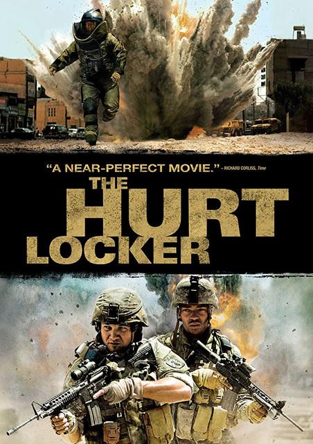 The Hurt Locker 2008 Hindi Dual Audio 480p BluRay 400MB