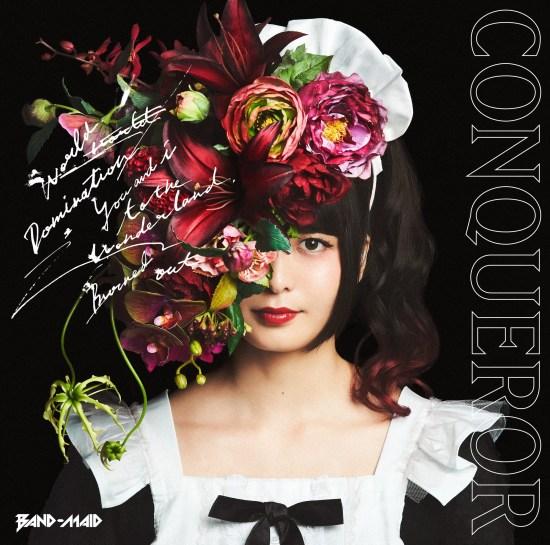 [Album] BAND-MAID – CONQUEROR
