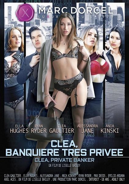 Clea, banquiere tres privee / Clea, private banker / Клеа, частный банкир (Liselle Bailey, Marc Dorcel) [2019 г., WEB-DL 720p]