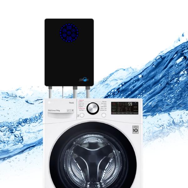 generatore di ozono per lavatrice