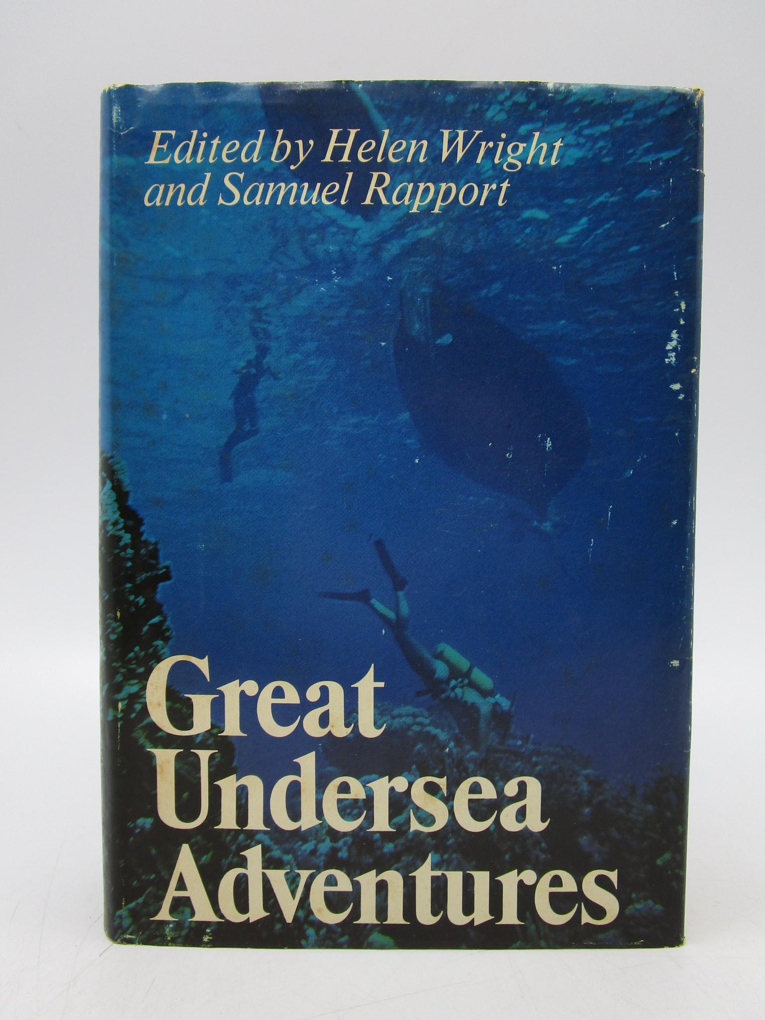 Image for Great Undersea Adventures
