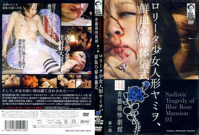 TKT-004 Yukino Kozue, Yuuki Ayane 奇譚クラブ 42 うごめく 奈落の姉妹