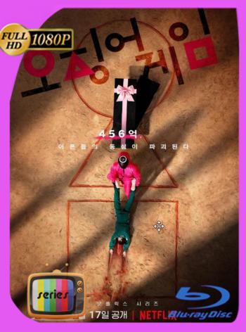 El juego del Calamar (2021) Temporada 1 NF WEB-DL [1080p] Latino [GoogleDrive]