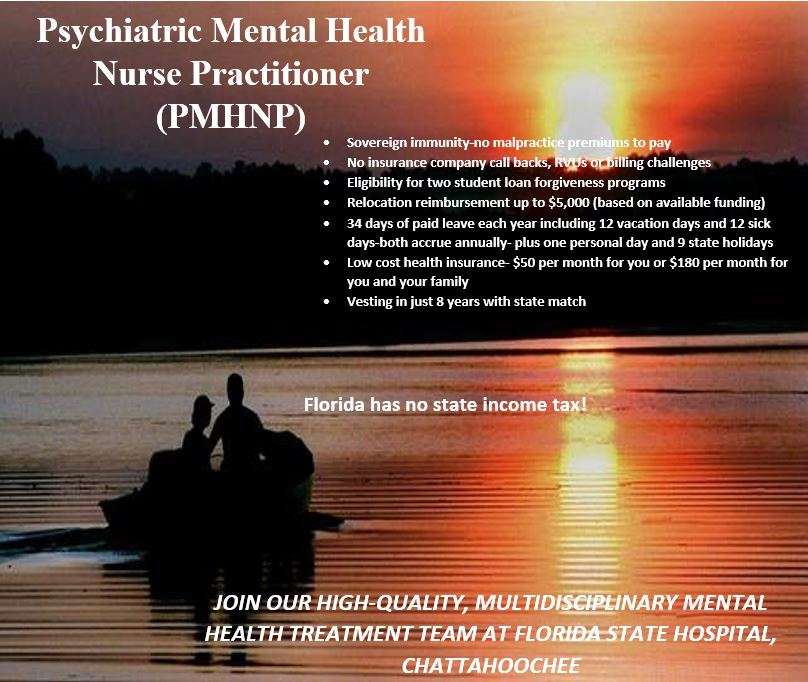 Psychiatric Mental Health Nurse Practitioner (PMHNP) Job ...