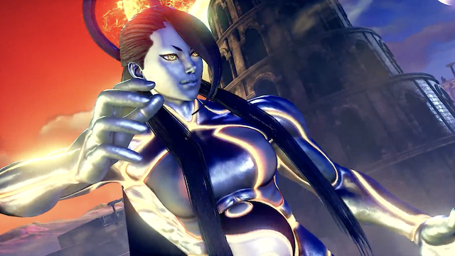 Capcom Shows Off Seth In New Gameplay Preview For Street Fighter V