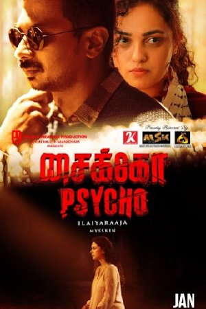 PSYCHO (2020) Tamil 720p HDRip 720p x264 1.4GB DL