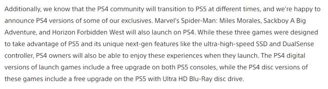 《地平線 西方禁地》《漫威蜘蛛人 邁爾斯摩拉斯》《麻布仔大冒險》也將推出PS4版 Image
