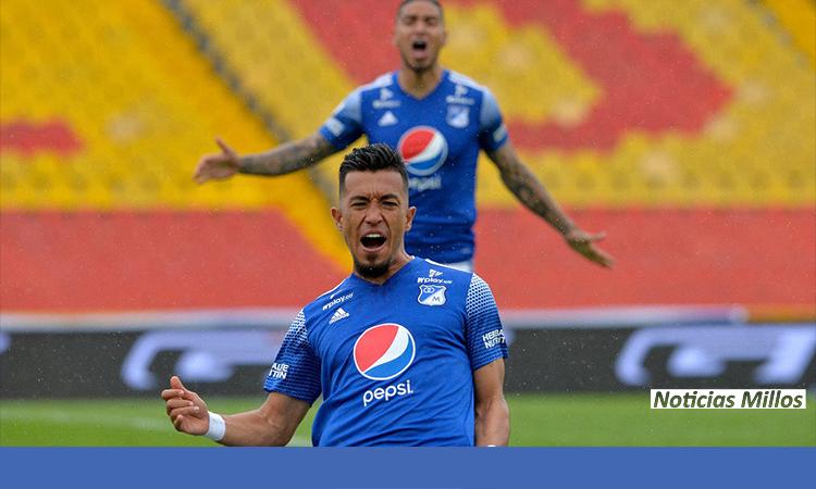 Millonarios es finalista de Liga BetPlay 2021