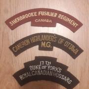 Assorted shoulder titles 20210217-184614