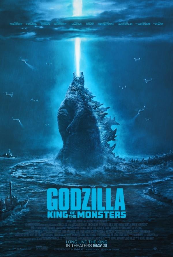 Godzilla : Canavarlar Kralı 2019 TR 1080p ExR cover