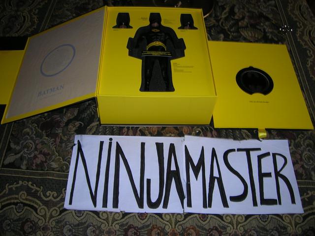 Batman-box